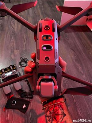 Drona DJI Mavic 2 Pro + Flight More Combo - imagine 4