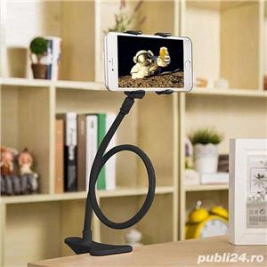 Suport Flexibil Premium Vlog Universal Compatibil pentru Telefoane - imagine 3