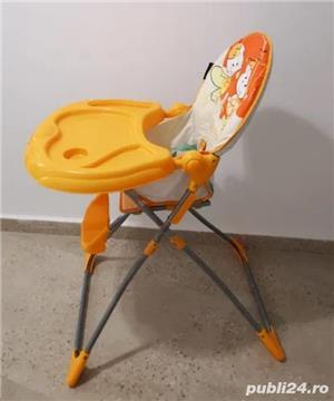 Scaun de masă bebe - imagine 3