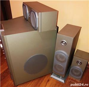 Vând sistem audio surround  - 5.1 Home Theater - imagine 3