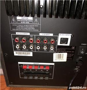 Vând sistem audio surround  - 5.1 Home Theater - imagine 4