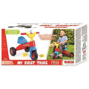 Tricicleta copii - Pastel 1543 suportata 30 kg Dime. 48 x 64 x 45 cm - imagine 2