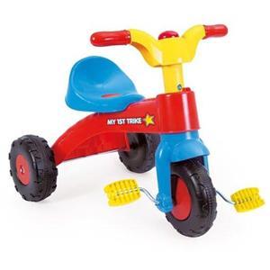 Tricicleta copii - Pastel 1543 suportata 30 kg Dime. 48 x 64 x 45 cm - imagine 1