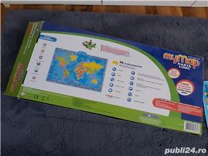 Hartă interactivă, bilingvă:română/engleză, Momki  - imagine 4