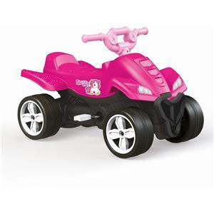 ATV cu pedale roz - Unicorn 7506 261 lei - imagine 2