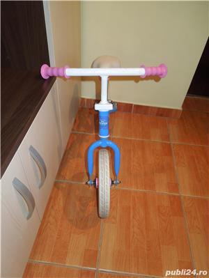 Bicicleta fara pedale - imagine 3