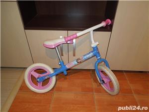 Bicicleta fara pedale - imagine 1