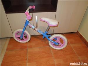 Bicicleta fara pedale - imagine 2