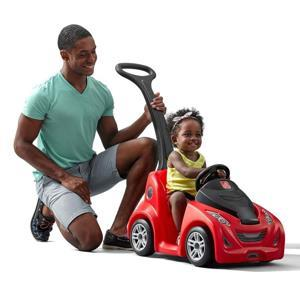 Vehicul PUSH AROUND BUGGY GT rosu 4400Varsta recomandata: 1,5-3 ani 351 lei - imagine 1