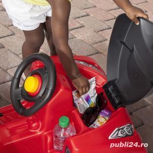Vehicul PUSH AROUND BUGGY GT rosu 4400Varsta recomandata: 1,5-3 ani 351 lei - imagine 3