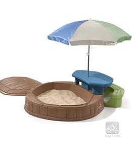 Summertime Play Center 3700 Dimensiuni: 168cm H 144cm L 177cm l 1 035 lei - imagine 1