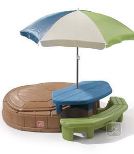 Summertime Play Center 3700 Dimensiuni: 168cm H 144cm L 177cm l 1 035 lei - imagine 2
