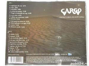 "CD uri rock: IRIS-,,Athenaeum"" (2cd), CARGO - ,,XXII"" (2cd)-(sigilate) - imagine 3"