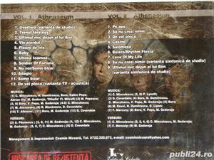 "CD uri rock: IRIS-,,Athenaeum"" (2cd), CARGO - ,,XXII"" (2cd)-(sigilate) - imagine 2"