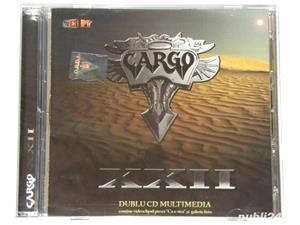 "CD uri rock: IRIS-,,Athenaeum"" (2cd), CARGO - ,,XXII"" (2cd)-(sigilate) - imagine 5"