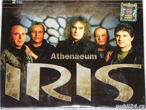 "CD uri rock: IRIS-,,Athenaeum"" (2cd), CARGO - ,,XXII"" (2cd)-(sigilate) - imagine 4"