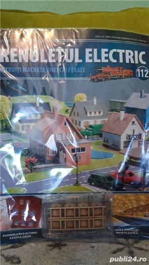 trenulet electric  - imagine 2