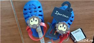 sandale bebe Ipanema, noi , marime 21, 13 cm - imagine 1