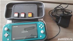 Nintendo Switch Lite - Turquoise - imagine 2