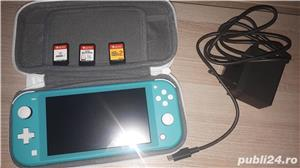 Nintendo Switch Lite - Turquoise - imagine 1