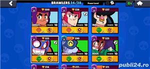Vand cont de brawl stars - imagine 1