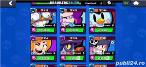 Vand cont de brawl stars - imagine 4
