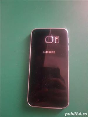 Samsung s6 edge green emerald LIMITED EDITION - imagine 3