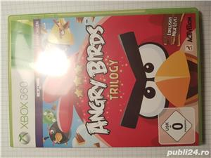 Joc xbox 360 Angry Birds - imagine 1