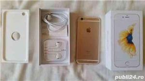 iphone 6s gold liber retea, stare impecabilă - imagine 2