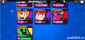 Vand cont de brawl stars  - imagine 5