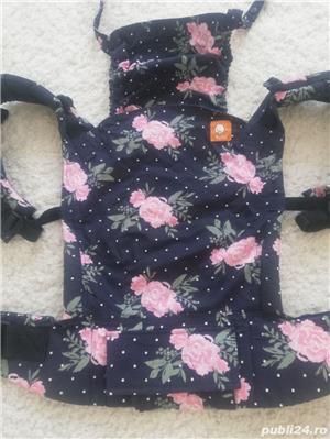Tula standard Blossom sistem de purtare bebeluși  - imagine 5
