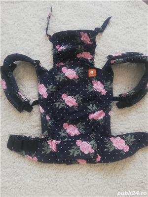 Tula standard Blossom sistem de purtare bebeluși  - imagine 3