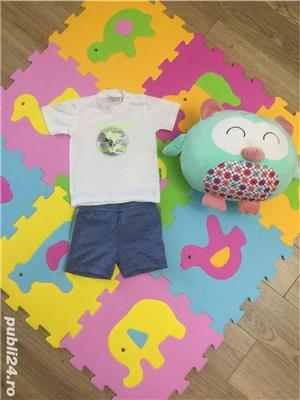Set pantaloni scurți și tricou - imagine 2