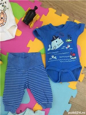 Lot de haine nou-născut 10 piese - imagine 5