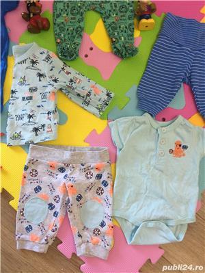 Lot de haine nou-născut 10 piese - imagine 4