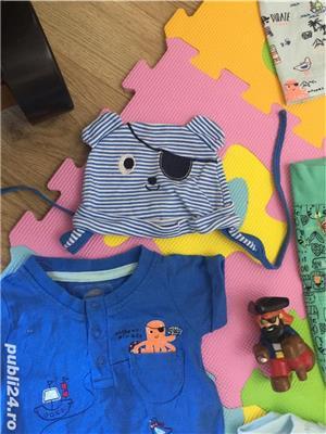 Lot de haine nou-născut 10 piese - imagine 3