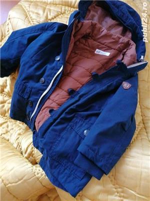 Vând Jachetă HM băieti, 104 cm - imagine 1