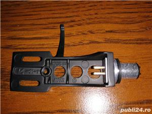Vand headshell Technics cu doza si ac audio-technica AT3600, toate absolut noi. - imagine 3