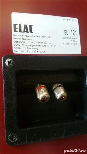 Boxe Elac EL121 2X150W - imagine 3