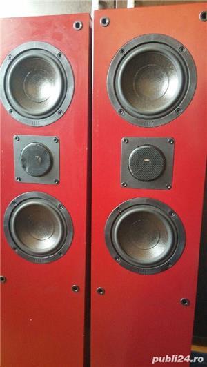 Boxe Elac EL121 2X150W - imagine 5