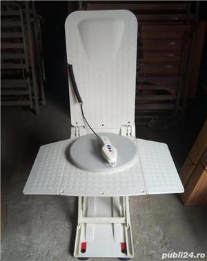 Scaun lift baie pentru persoane varstnice sau cu dizabilitati - imagine 4