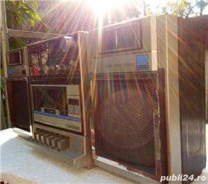 Radio casetofon Silver ST 4700 L/Japan  - imagine 4