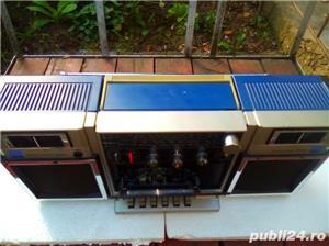 Radio casetofon Silver ST 4700 L/Japan  - imagine 1