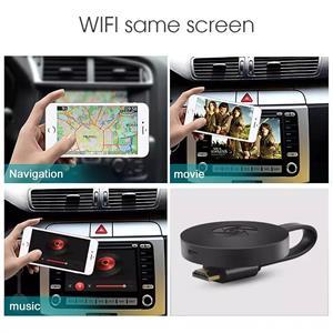Mirascreen WiFi Wireless Display Dongle HDMI Adapter Chromcast TV Receiver 4K 1080P G2 - imagine 5