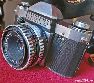 Aparat foto Praktica pentru fotografie clasica sau colectionari - imagine 1