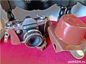 Aparat foto Praktica pentru fotografie clasica sau colectionari - imagine 2