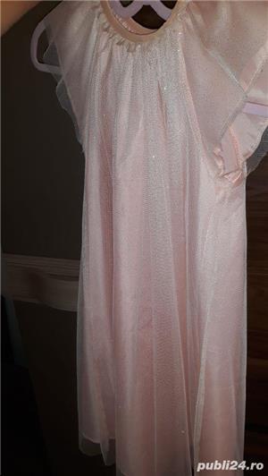 Rochiță cu sclipici pentru copii - imagine 1