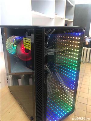 Calculator Gaming  i5-9600K , 16GB DDR4 , SSD 240GB + 1TB HDD , Placa Video  GTX 1070  in garantie - imagine 1