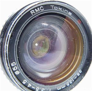 Obiectiv RMC Tokina 35-135mm f/3.5-4.5 montura Nikon AI-S - imagine 4