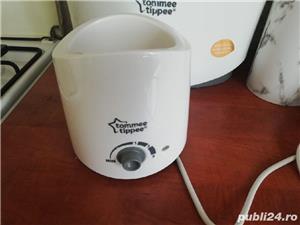 Sterilizator electric pe abur Tommee Tippee, încălzitor de biberoane nou și sticle - imagine 5